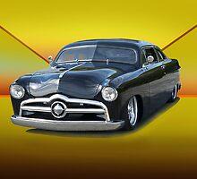 1950 Ford Custom Coupe 7 by DaveKoontz