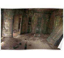 abandon house Poster