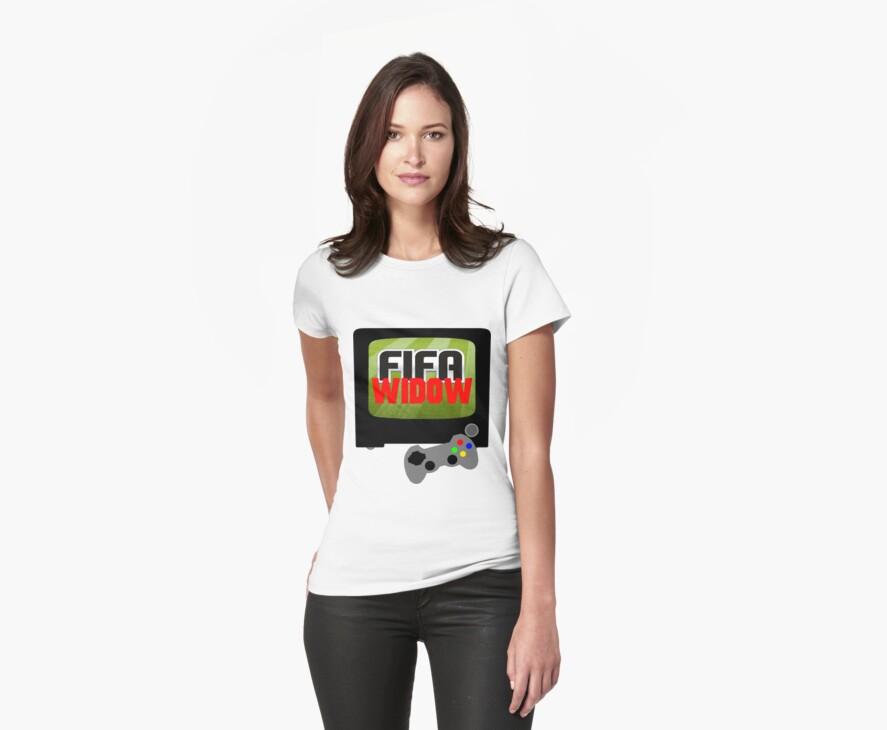 FIFA Widow by GingerJohn