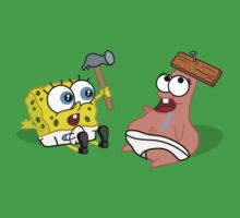 Spongebob baby by SW7 Design