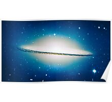 The little Galaxy (Majestic Sombrero Galaxy) Poster