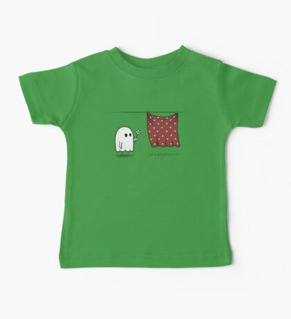 Friendly Ghost Baby Tee