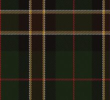 01421 Cornish Countryside District Tartan Fabric Print Iphone Case by Detnecs2013