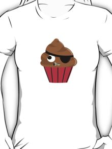 Pirate Cupcake T-Shirt