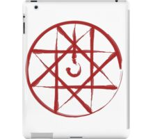 Fullmetal Alchemist - The Blood Seal iPad Case/Skin