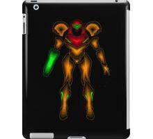 Neon-Segmented Samus Aran iPad Case/Skin