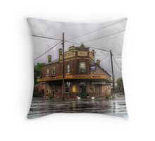 Commercial Hotel, Stockinbingal Rural NSW   Australia  Throw Pillow