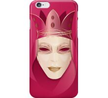 Mascaras Venecianas (2) iPhone Case/Skin
