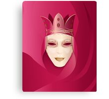 Mascaras Venecianas (2) Canvas Print