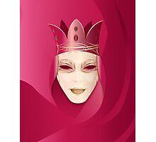 Mascaras Venecianas (2) Photographic Print