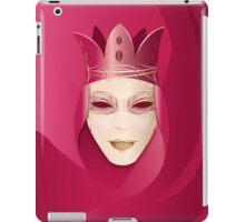 Mascaras Venecianas (2) iPad Case/Skin