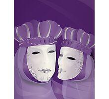 Mascaras Venecianas (3) Photographic Print