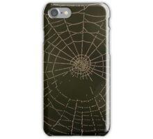 Spider art iPhone Case/Skin