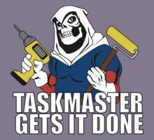 Taskmaster  by Manbalcar