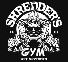 Shredders Gym by Tonisyute-Store