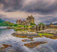 Eilean Donan Castle 4 by Chris Thaxter