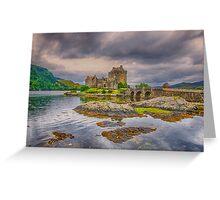 Eilean Donan Castle 4 Greeting Card