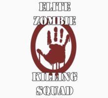 Elite Zombie Killing Squad by dvampyrelestat