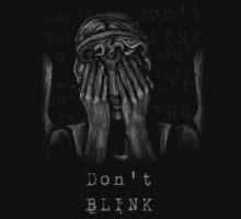 Don't Blink by Vaithehy Sivaneswaran