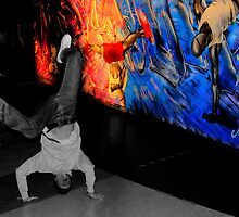 Breakdance UK by Rob Hawkins