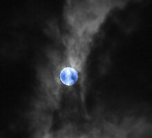 Under The Blue Moon by trueblvr