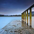 Llangorse Lake - 03 by Paul Croxford