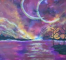 Galatic Wonder by Julieann St-Onge