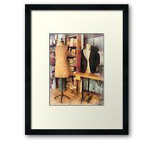 A Pair of Dummies Framed Print
