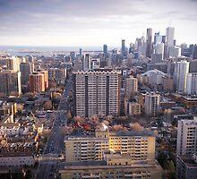 Toronto by stopal