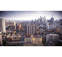 Toronto Photographic Print