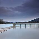 Llangorse Lake - 05 by Paul Croxford