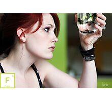 Florine[F]9 Photographic Print