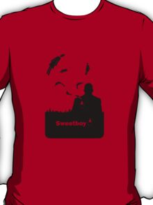 Sweetboy Official T Shirt Small Logo T-Shirt