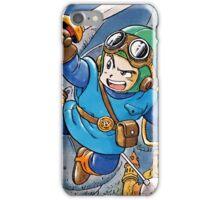 Dragon Quest 2 Nintendo Famicom Box Art iPhone Case/Skin