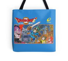 Dragon Quest 2 Nintendo Famicom Box Art Tote Bag