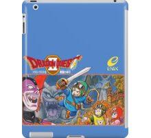 Dragon Quest 2 Nintendo Famicom Box Art iPad Case/Skin