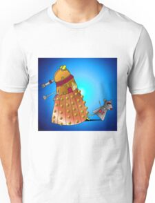 K9 vs Dalek Unisex T-Shirt