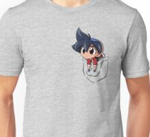 Pocket chibi Tyson Unisex T-Shirt