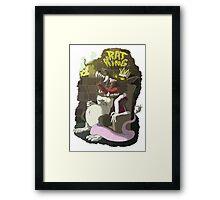 Ratking Framed Print