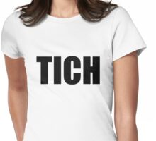 Tich Womens Fitted T-Shirt
