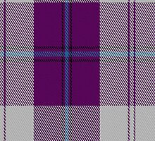 01448 Cunningham Dress Purple (Dance) Tartan Fabric Print Iphone Case by Detnecs2013