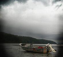 Ghost Boat by AmandaMunsell