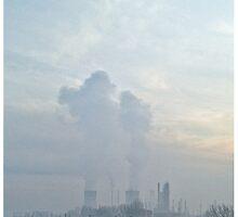 Smog by Mihai Croitoru