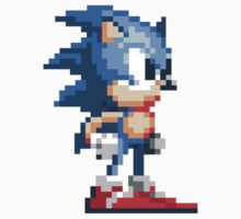 Sonic the Hedgehog 16-Bit by ConceptJohnny