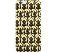 221B - Hufflepuff iPhone Case/Skin