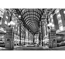 Hay's Galleria - London HDR Photographic Print