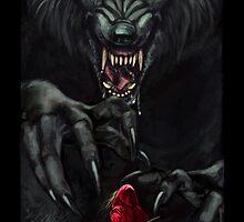 Red Hood and Big Bad by Angeline Orellana