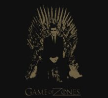 Game of Zones by Barton Keyes