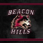 "Teen Wolf- ""Beacon Hills Logo"" by radruby"
