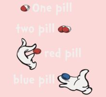 One Pill, Two Pill Kids Clothes